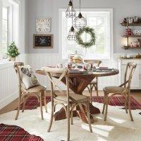 Home Decorators Collection 圆形餐桌
