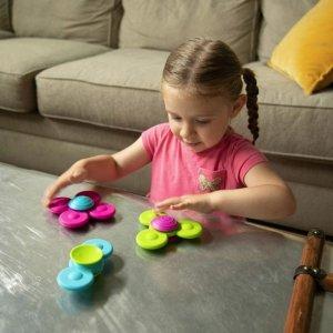 8折 玩出聪明宝宝Fat Brain Toys 智库品牌玩具促销 与众不同的益智玩具