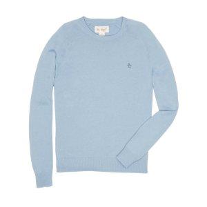 Original PenguinSaddle Raglan Sweater