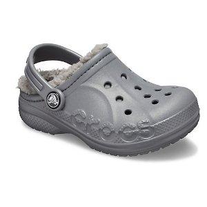 封面绒里款$10.49Crocs官网 全站童鞋额外7.5折$7.49起热卖