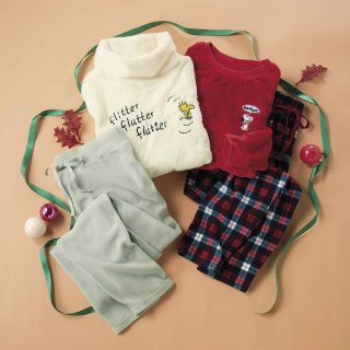 $19.9Fleece Loungewear Sale @Uniqlo