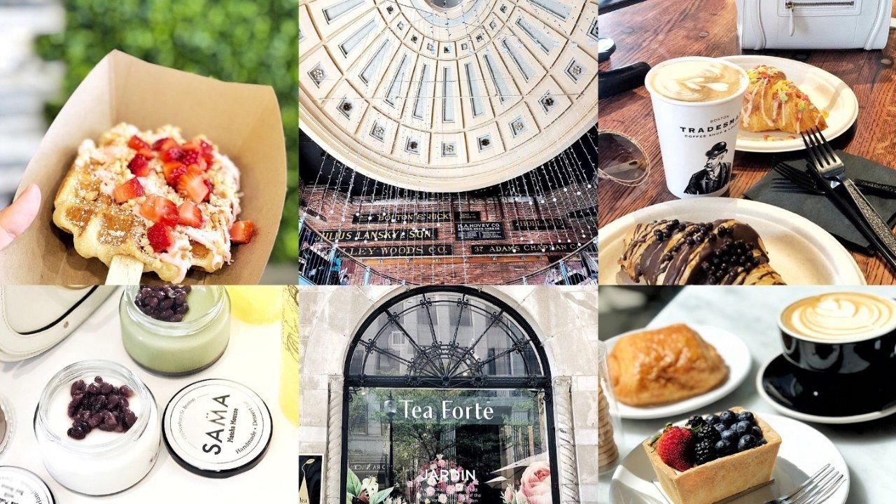 【波士顿悠闲两日游】跟吃货一起探索这座充满情怀的城市吧!٩(•̤̀ᵕ•̤́๑)