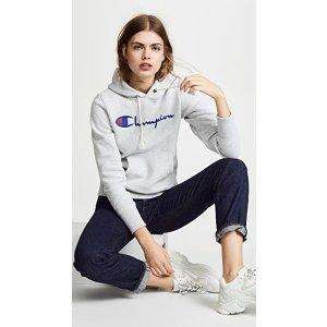 Champion Premium Reverse WeaveHooded Sweatshirt