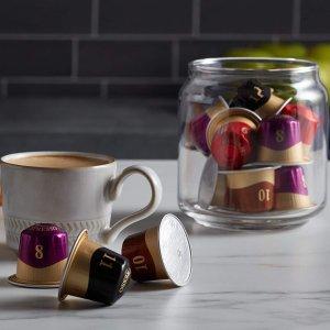 $20.99Peet's Coffee Espresso Capsules Variety Pack, 40 Count