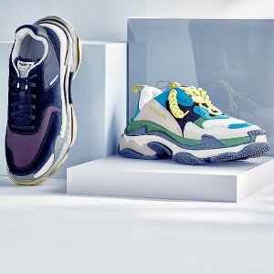 6折起 £459收Gucci星星小白鞋独家:Gilt大牌运动鞋闪促专场 巴黎世家、GGDB、Fendi都有