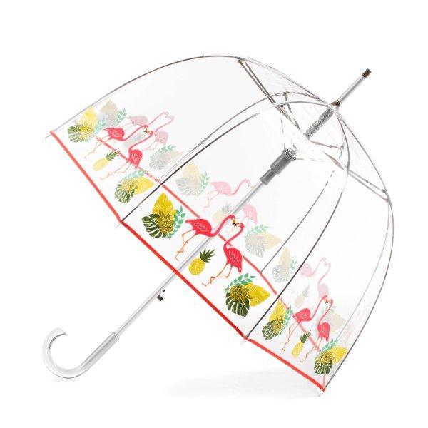 印花泡泡伞