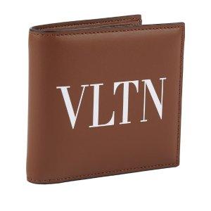 Valentino Garavani美国官网定价$325LOGO钱包