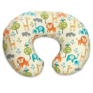 Boppy Peaceful Jungle Nursing Pillow And Positioner : Target