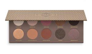 Cocoa Blend Eyeshadow Palette | ZOEVA