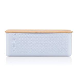 Bodum适合存放面包和新鲜糕点。大号比斯托面包盒