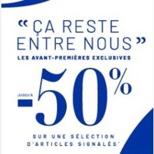 低至5折 €486起收加拿大鹅Le BHV 私卖大促开启 收Canada Goose、Tefal、La Mer等
