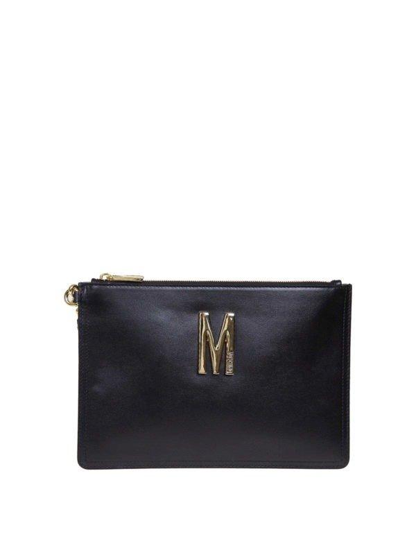 M logo 手包