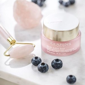 Up to 25% offClarins Multi-Active Collection Sale