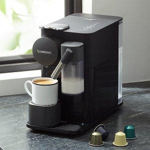 $227.99史低价:Nespresso Lattissima One 全自动奶泡 意式胶囊咖啡机