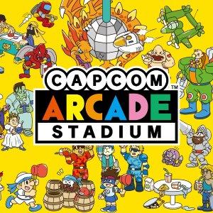 限时免费 重温街机时光《Capcom Arcade Stadium》Switch 数字版 喜加一