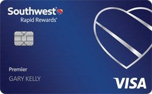 Earn 60,000 pointsSouthwest Rapid Rewards® Premier Credit Card