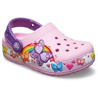 儿童蝴蝶闪灯鞋