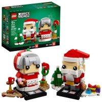 Lego 方头仔系列 圣诞老人夫妇 40274
