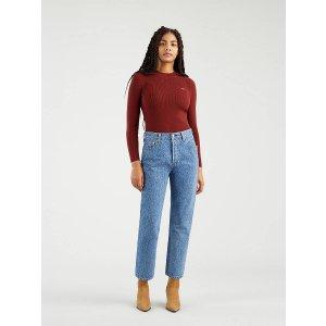 Levi's501® Original Crop Jeans