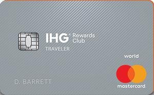 Earn 60,000 bonus pointsIHG® Rewards Club Traveler Credit Card