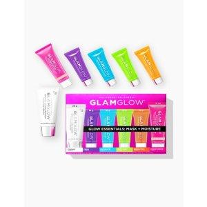 Glamglow精选8折!6色面膜套装 (价值 £61)