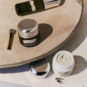变相低至7.5折La Mer 美妆护肤品热卖 收浓缩眼霜、神奇面霜