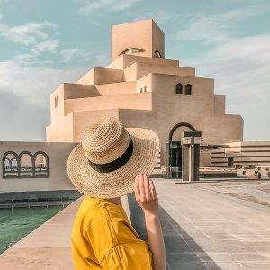 往返含税$861起KAYAK 卡塔尔体验波斯湾风情 换个地方过冬 全球机票优惠