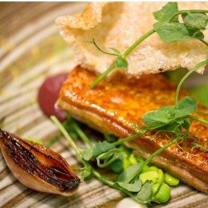 6.7折 人均£70法式Fine Dinner伦敦米其林一星Pied a Terre 10 Course Tasting Menu 6.7折热卖