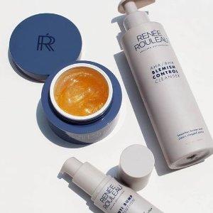 无门槛8.5折Renee Rouleau 护肤产品热卖 私人定制属于你的产品