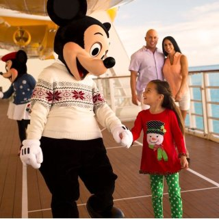 As low as $6483-night Very Merrytime Bahamian Cruise From Miami on Disney Magic