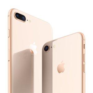 手机买一赠一T-mobile 购两台新机 置换一台旧机 就赠 iPhone 8活动