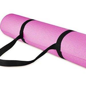 $10.99(原价$14.95)+包邮BalanceFrom 家庭健身多用途防滑瑜伽垫,多色可选