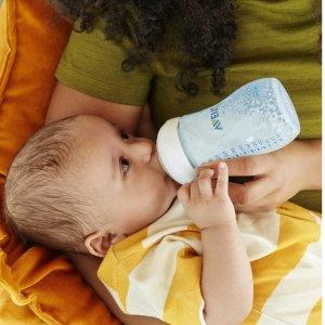 $34.97(原价$59.99)史低价:Philips Avent 新生儿奶瓶13件套装 奶嘴花瓣设计 母乳般触感