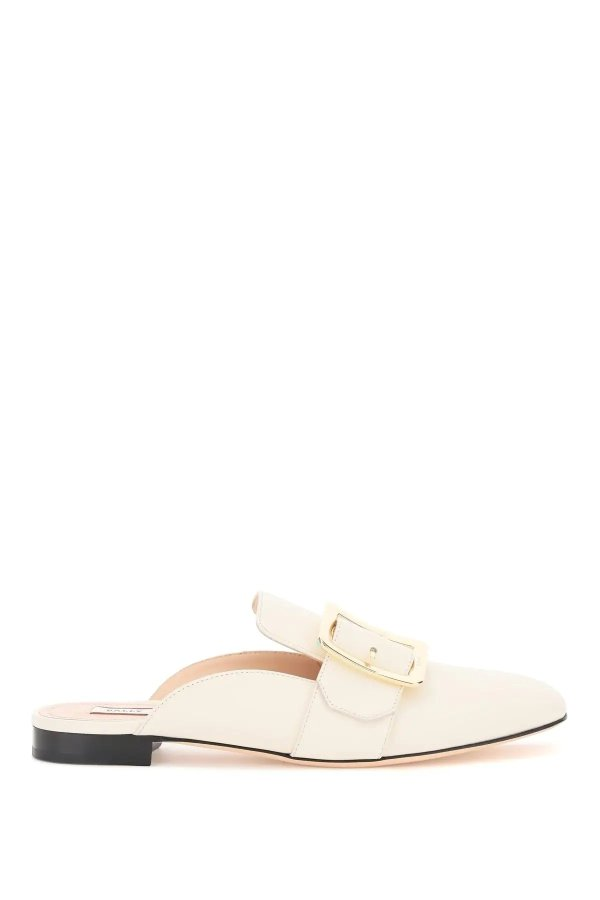 janelle 穆勒鞋