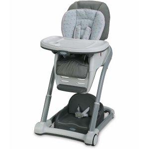 GracoBlossom DLX 4合1儿童餐椅