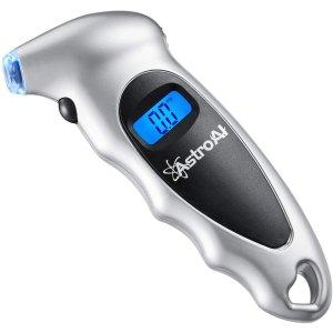 AstroAI 轮胎气压测量仪器 安全驾驶必备