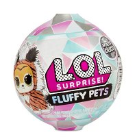 L.O.L. Surprise! 可变装宠物玩具