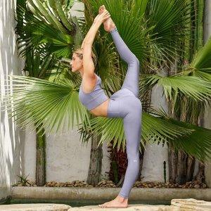 8.5折 运动上衣$93入Alo yoga 超好穿的瑜伽服上新 宅家运动不能停