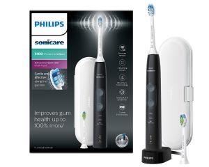 现价£59.99(原价£179.99)Philips Sonicare 5100 牙龈护理型电动牙刷