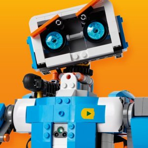现价 £118.99 (原价£149.99)LEGO 乐高 Boost 创新玩具盒 17101