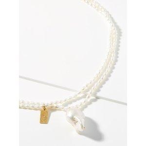 hermina 珍珠项链