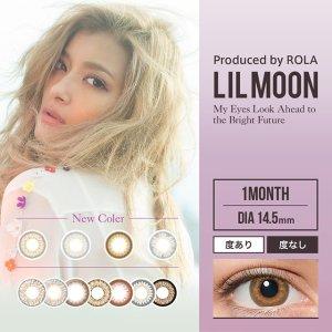 $18.11起 不需处方  免国际运费LIL MOON 变色美瞳 月抛 日抛 11色可选 名模ROLA同款