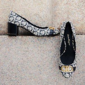 低至4折Cettire 美鞋专场,收Jimmy Choo亮片鞋、菲拉格慕蝴蝶结鞋