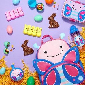 7.5折Skip Hop官网 全场热卖 收最火动物系列儿童书包、水杯