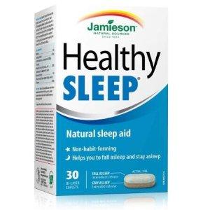 $9.01(原价$18.99)Jamieson 健美生天然健康睡眠配方 拥有婴儿般的睡眠
