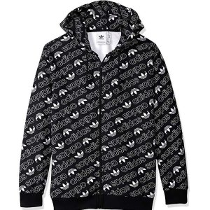 best service 663b7 2855b 35.93(90)+Free Shipping adidas Originals Mens Monogram Full-Zip Hoodie
