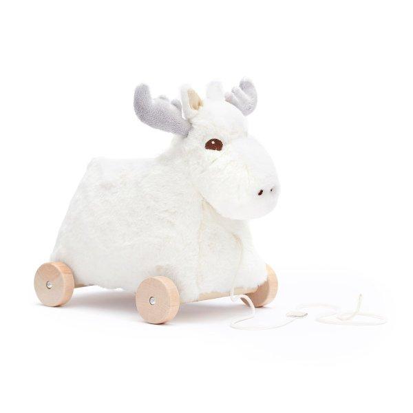 小羊推车玩具