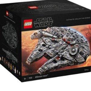 8折 收布加迪、星战、哈利波特热门款Lego 乐高积木玩具全系大促 300+款任你选