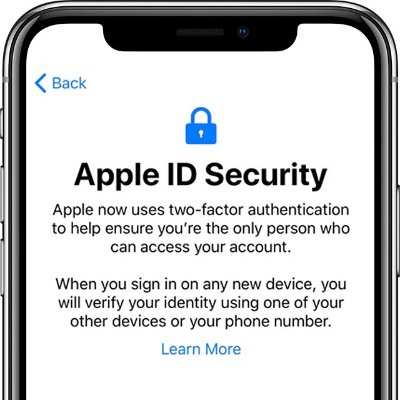 Protect your Apple ID