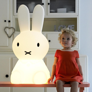 20% OffMr. Maria Miffy, Brown Bear Lamp Sale @ Albee Baby